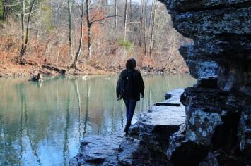 Low Water Bridge : Max Stout